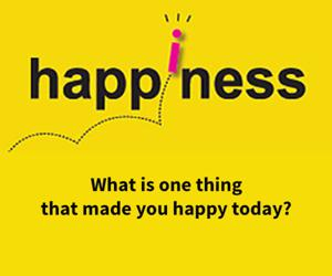 Happiness blog: Bundles of Joy?