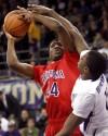 Arizona Wildcats basketball Arizona at Washington