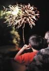 Photograph fireworks phenomenally