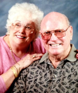 Waddell C. Davis 2/18/1921 - 12/13/2014 Betty A. Davis 4/1/1923 - 9/18/2007