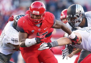 Ka'Deem Carey an Arizona Cardinal? Star readers say yes