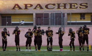 High school football: Small-town USA lives in Nogales