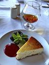 Daniel Scordato's cheesecake