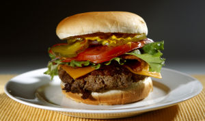 Who has the best national-name burger in town?
