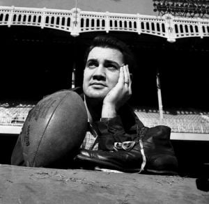 Photos: Pat Summerall dies - a look at his past