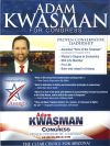 Voter guide from the Kwasman campaign page 2