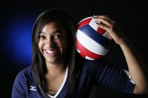 HS girls volleyball: Ironwood Ridge's Jordan Weatherless is player of the year