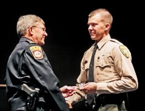 Photos: Law enforcement academy graduation