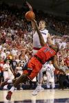 No. 19 Arizona Wildcats vs. No 13 Gonzaga Bulldogs college basketball