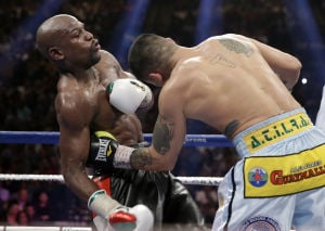 Photos: Mayweather vs. Maidana
