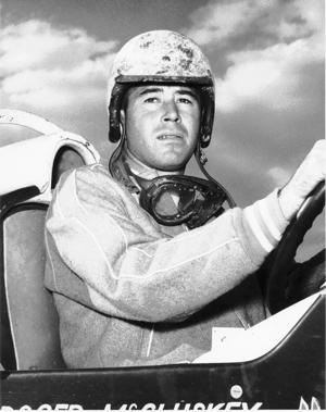Tucson notable: Race car driver Roger McCluskey