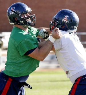 Arizona football: He's ready to stand tall