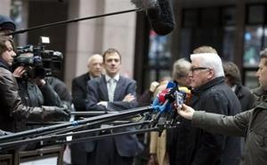 La UE extiende sus primeras sanciones contra rusos