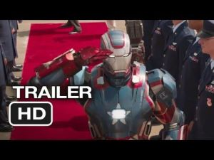 Video: Iron Man 3 trailer