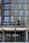 Hub high-rise getting smaller companion near UA