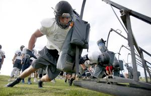 I-Ridge's lineman Chase Laurita set to be a two-way factor