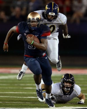 Arizona Wildcats football: Backup QB Allen dismissed from team