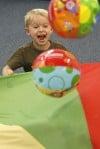 Camp offers preschoolers variety
