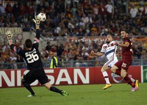 Campeones: Bayern humilla 7-1 a la Roma
