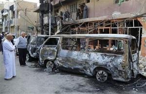 Irak busca reforzar la seguridad en Bagdad