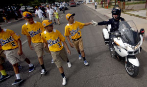 Photos: Nogales' Little League champs