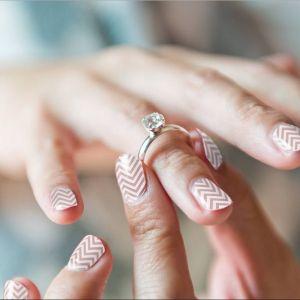 Nail wraps make manicures a snap