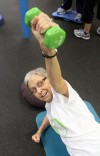 Gym-dandy help for Parkinson's