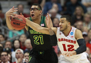 Photos: Wisconsin vs. Baylor in NCAA Tournament