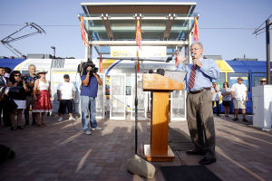 Streetcar helps Tucson's birthplace grow