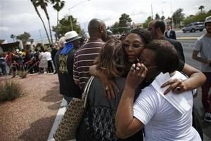 Cientos despiden a BB King en Las Vegas