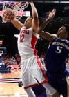 Hansen: It's lights-out for inexperienced Huskies in McKale