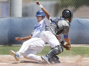 Photos: Sunnyside vs. Buena baseball