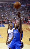 NBA: Thunder tops Paul-less Clippers behind Durant