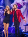 Taylor Swift, Mick Jagger