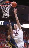 Arizona basketball Ever-improving Tarczewski still has plenty of potential
