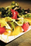 Get your nutrients with citrus salad