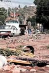 Sonora cleanup begins