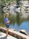 Toying with trout? Head for Rose Canyon