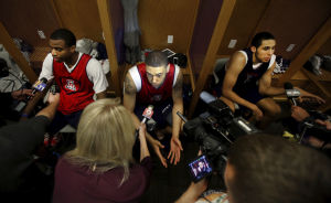 Arizona basketball: UA happy, but playing it cautious on LA trip