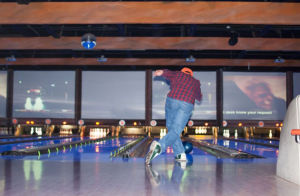 Bowling fundraiser in memory of AIDS foundation supporter