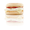 New egg white McMuffin