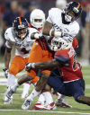 Arizona vs. UTSA college football