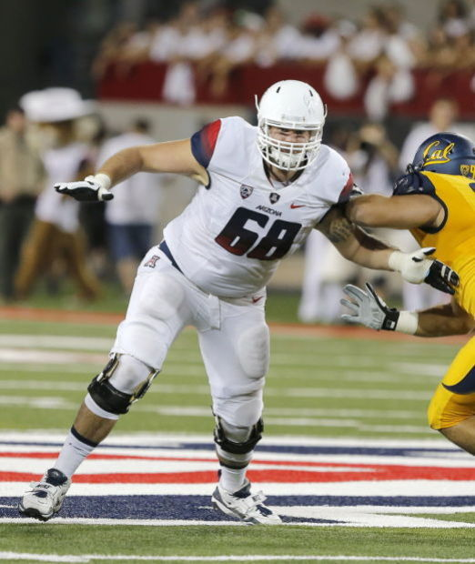 UA football: Wildcat duo rock solid