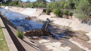 Eroding Sonoran sewer line called a major accident waiting to happen
