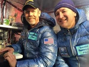 Pilotos de globo transocéanico aterrizan en México