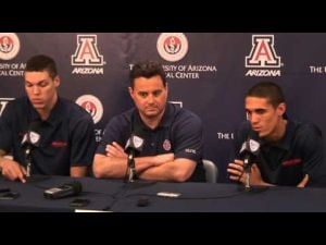 Video collection: NBA decision day at McKale