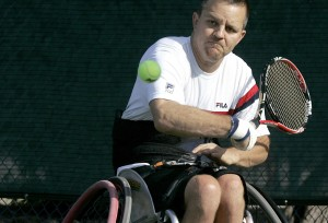 Paralympics added to résumé