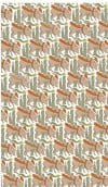 Javelina holiday gift wrap