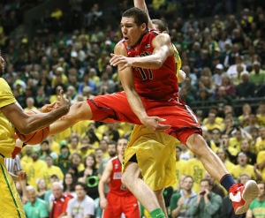 Photos: No. 3 Arizona at Oregon