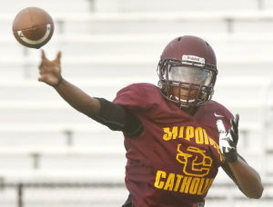 Joiner to start at QB again for undefeated Salpointe
